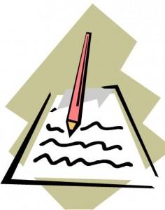 blyantogpapir